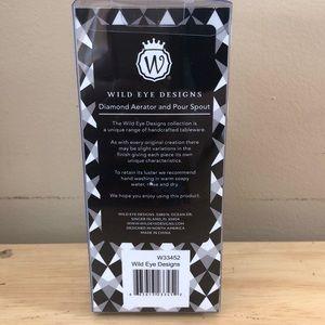 wild eye designs Kitchen - Wine aerator & pour spout